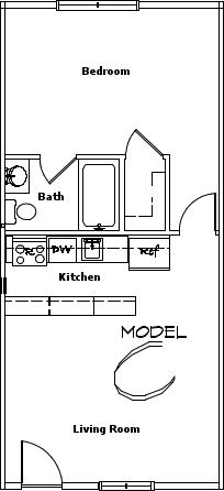 Floor Plans - Model C