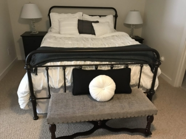 The Livery Apartments - Bedroom