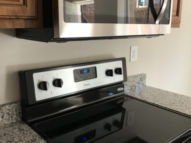 The Livery Apartments - Appliances
